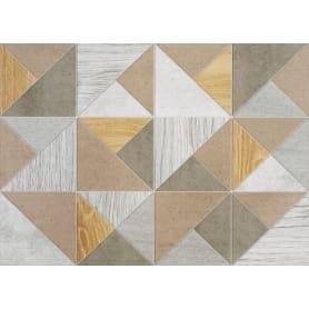 Плитка настенная Wood «Мозаик» 35x25 см 1.4 м2