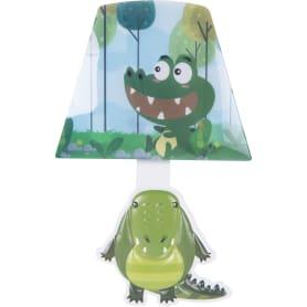 Наклейка-ночник «Крокодильчик» 30 см, 1 шт