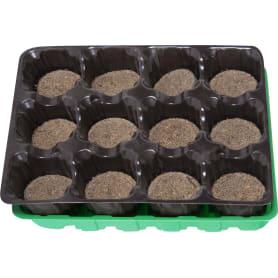 Набор для рассады с торфяными таблетками, 12 шт.
