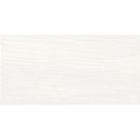 Плитка настенная «Айс» 30х60 см 1.08 м² цвет белый глянцевый