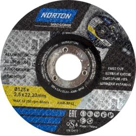 Абразивный круг Norton D125 мм
