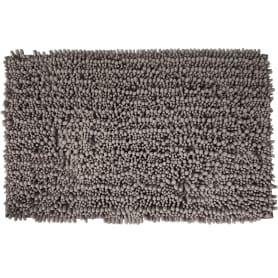 Коврик для ванной комнаты Molle 50х80 см цвет серый