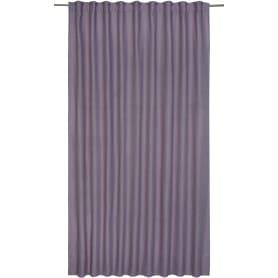Штора на ленте Kerms Bohemia, 200х280 см, геометрия, цвет фиолетовый