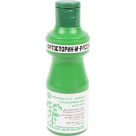 Биофунгицид Фитоспорин-М для рассады, 110 мл