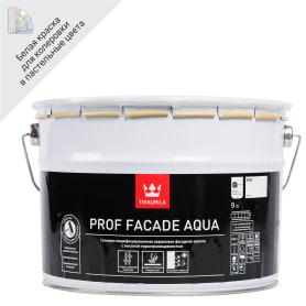 Краска фасадная Tikkurila Prof Facade Aqua 9 л