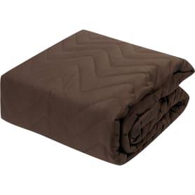 Покрывало, 200х240 см, полиэстер, цвет шоколад