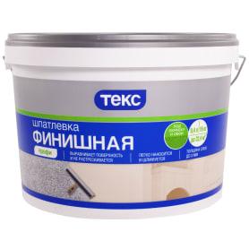 Шпатлевка финишная Текс Профи 16 кг