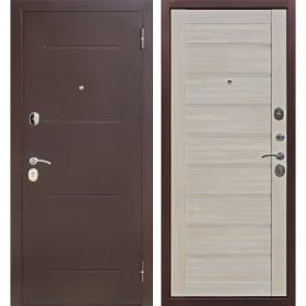 Дверь входная металлическая Ницца, 860 мм, правая, цвет ларче