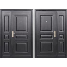 Дверь входная металлическая К700, 1200х2050 мм, правая, цвет