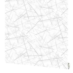 Обои флизелиновые Erismann Alexandria белые 1.06 м 3709-4