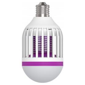 Лампа антимоскитная светодиодная E27 220 В 15 Вт холодный белый свет
