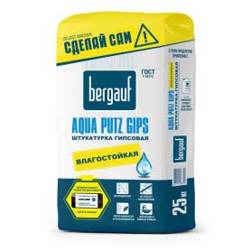Штукатурка гипсовая Bergauf Aqua Putz 25 кг