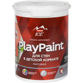 Краска для стен Parade DIY 7 PlayPaint база A 0.9 л