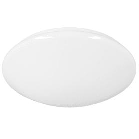 Светильник настенно-потолочный светодиодный «Элемент», 14-16 м², белый свет, цвет белый