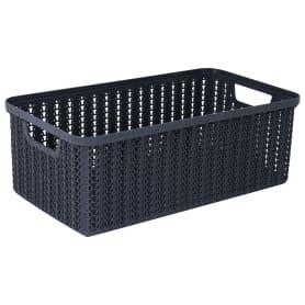 Коробка для хранения «Вязание», 6 л, цвет графит