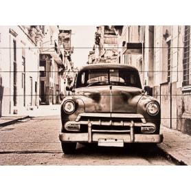 Картина на досках «Ретро» 60х80 см