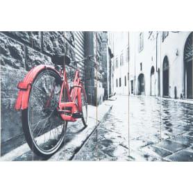 Картина на досках «Велосипед» 40х60 см