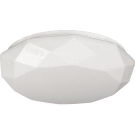 Светильник светодиодный «Kvazar», 9 м², белый свет, цвет белый
