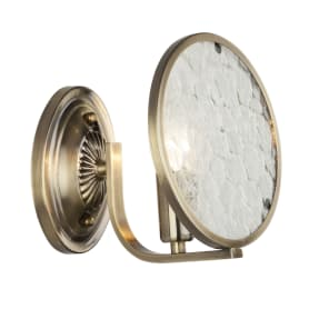 Бра Cyrus 60073/1, цвет античная бронза