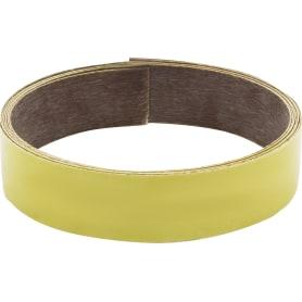 Кромка для плинтуса «Анна», 240х3.2 см, цвет зелёный