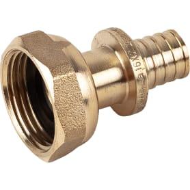 """Муфта аксиальная ProAqua с накидной гайкой, внутренняя резьба, 3/4""""х16 мм, латунь"""