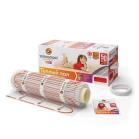 Нагревательный мат для тёплого пола Теплолюкс Tropix 8 м², 1280 Вт