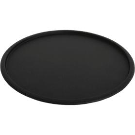 Подставка для свечей 20 см, цвет чёрный