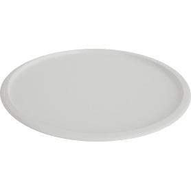 Подставка для свечей 20 см, цвет белый