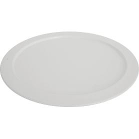 Подставка для свечей 30 см, цвет белый