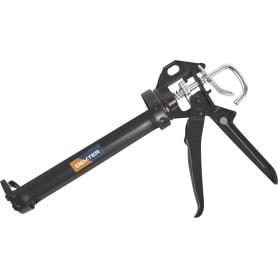 Пистолет для герметиков и монтажного клея Dexter полукорпусной