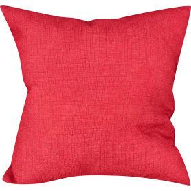 Подушка «Кант», 40х40 см, цвет красный