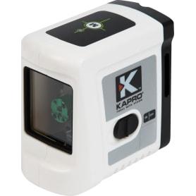 Уровень лазерный Kapro 862 Green с перекрёстными лучами