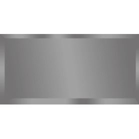 Плитка зеркальная Mirox 3G прямоугольная 20x10 см цвет графит