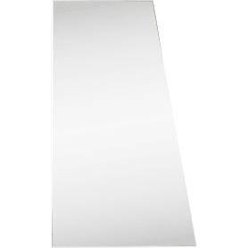 Плитка зеркальная Mirox 3G трапециевидная 20x11.7 см цвет серебро, 8 шт.