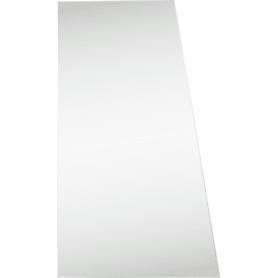Плитка зеркальная Mirox 3G трапециевидная 30x17.5 см цвет серебро, 8 шт.
