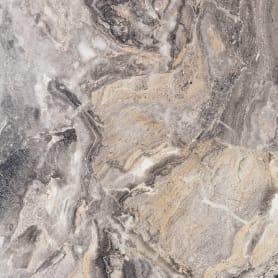 Стеновая панель «Нэнси», 240х0.6х65 см, ДСП, цвет серый