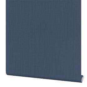 Обои на флизелиновой основе, цвет синий, 0.53х10.05 м