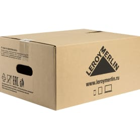 Коробка для переезда 40х30х20 см, картон