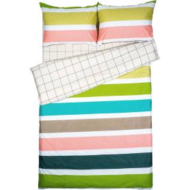 Комплект постельного белья Amore Mio Колорит полутораспальный сатин