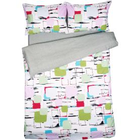 Комплект постельного белья Amore Mio Дамиано полутораспальный сатин