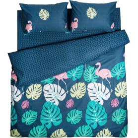Комплект постельного белья Amore Mio Экзотика двуспальный сатин