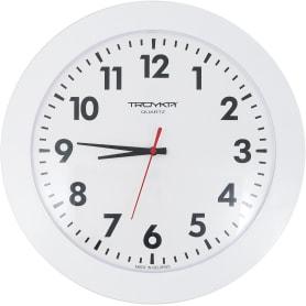 Часы настенные «Эконом» цвет белый, 30.5 см