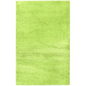 Ковёр «Шагги Тренд» L001, 0.6х1.1 м, цвет зелёный