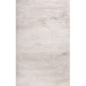Ковёр «Шагги Тренд» L001, 0.8х1.5 м, цвет серый