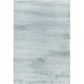 Ковёр «Шагги Тренд» L001, 2х3 м, цвет голубой
