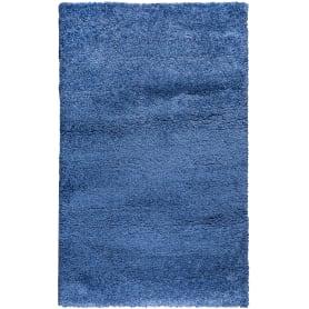 Ковёр «Шагги Тренд» L001, 2х3 м, цвет синий