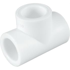 Тройник ⌀20 х 20 х 20 мм полипропилен