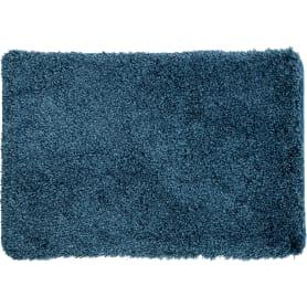 Коврик для ванной «Бонд» 60х90 см цвет синий