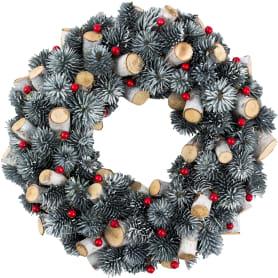 Венок рождественский 30 см