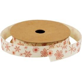 Лента упаковочная «Новогодняя» 15 мм х 2 м